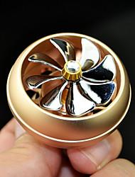 purificador del aire automotor creativo del perfume de la parrilla del enchufe de aire del coche