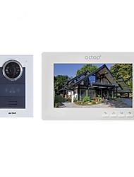 цветной экран камера ночного видения домофон домофон видео домофон