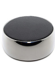 Mini Estilo Bluetooth Bluetooth 2.1 3.5mm Dorado Negro Plata
