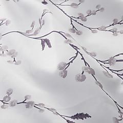 Polyester Reactive Print Plain Fabric