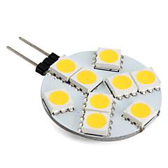 LED Doppel-Pin Leuchten G4 2W 100 LM 2800K K 9 SMD 5050 Warmes Weiß V