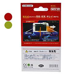 képernyővédő fólia és törlőkendő 3DS XL (vegyes szín)