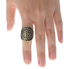 טבעת ארל חריטת סגנון וינטאג'