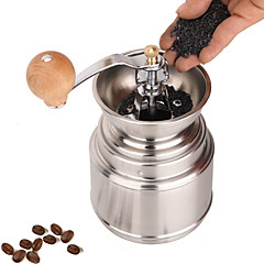 RVS Muller Manual Grinder Coffee Mill, W16.5cm x L9.5cm x H9cm