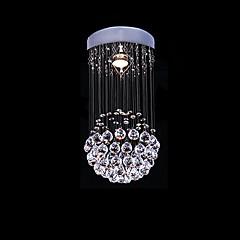 Max 50W Pendelleuchten ,  Zeitgenössisch Galvanisierung Feature for Kristall Metall Schlafzimmer / Esszimmer / Küche
