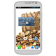 "CUBOT P9 5 "" Android 4.2 3G 스마트폰 (SIM두개 듀얼코어 5 MP 512MB + 4 GB 블랙 / 화이트)"