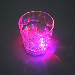 חתן שושבין חתן מתנות חתיכה / סט אור LED זוהר יצירתי חתונה יום שנה יומהולדת חנוכת בית ברכות תודה עסקים פלסטיק לא מותאם אישית אור LEDקופסאת