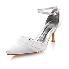 Women's Wedding Shoes Heels Heels Wedding Ivory/White
