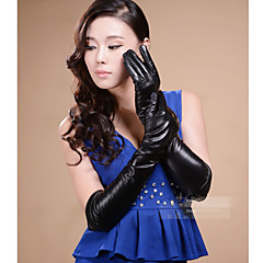 Opera Length Glove Leather Party/ Evening Gloves / Winter Gloves Spring / Fall / Winter