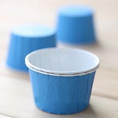 50 Kusů v sadě Favor Holder-kreativita Lepenkový papír Papírky a krabičky na cupcaky Nepřizpůsobeno