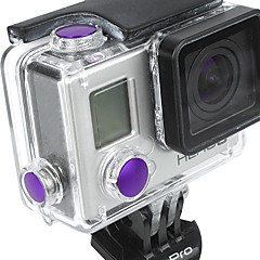 Gopro Accessories ButtonFor-Action Camera,Gopro Hero 5 / All Gopro Aluminium Alloy