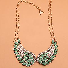 女性 カラー クリスタル 模造ダイヤモンド 合金 翼 / 羽 ファッション ジュエリー パーティー 日常 1個