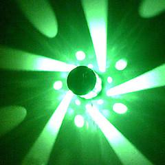 LED Wall Light, rövid Modern alumínium oxidáció (vegyes színek)
