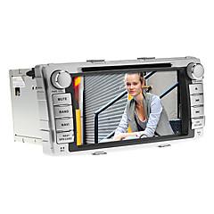 6.95inch 2 דין שחקן רכב במקף לHilux טויוטה 2,012-2,013 עם GPS, BT, iPod, RDS, מסך מגע