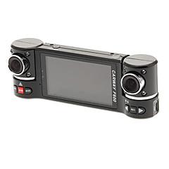"""F600 2.7 16:09 Dobbelt 180 °-Roterende Kamera Hdmi Bil Dvr """""""