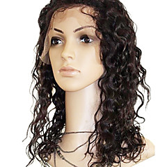 20 Inch Water Wave 2 Color Mix 27 Color  Human Hair Full Lace Wig 130 Density More Color Available