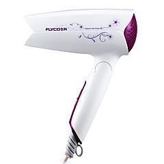Fén Pouze na suché vlasy Vyhlazovací a narovnávací Skládací / Regulace teploty / Lehký / Stálá teplota / Hot and cool wind Běžný