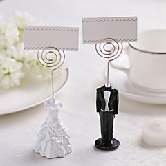 Iron / Resin Place Card Holders - 1 piece without card Piece/Set