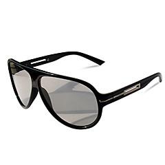 le-visjon polarisert lys 3d briller for kino og tv