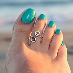 Nakit za tijelo/Prstenje za nožne prste Legura Others Jedinstven dizajn Moda Srebrna 1pc