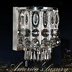 SUNWEIT Moderne Wandlampen mit Crystal Funktion