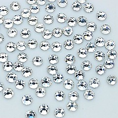 1440pcs 2mm glitter kristal strass nail art decoratie