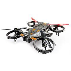 Dron Attop YD712 4Kanály 6 Osy 2.4G - RC kvadrikoptéra 360 Stupňů OtočkaRC Kvadrikoptéra / Dálkové Ovládání / Šroubovák / Nabíječka