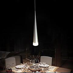 Max 5W Vedhæng Lys ,  Moderne / Nutidig Krom Feature for LED Metal Stue / Soveværelse / Spisestue / Køkken