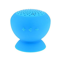 Wireless bluetooth speaker 2.1 channel Portable / Outdoor / Shower waterproof water resistant / Mini