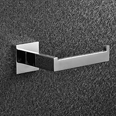 Toiletrulleholder Rustfrit stål Vægmonteret 16.05*7.5*5.5cm(6.32*2.95*2.17inch) Rustfrit stål Moderne