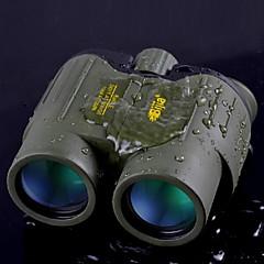 """משקפת זום התמקדות / ראיית הלילה מרכזית bijia 8x זווית רחבה / 114 מ'עמידים למים / 1000 מ '42 מ""""מ משקפת ירוק / שחור"""