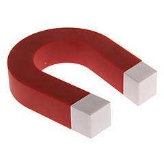 røde u-formet magnetiske nøkler holdere nye leker