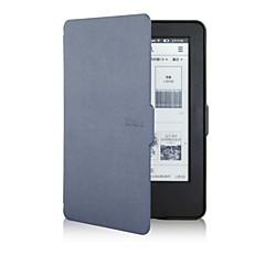 félénk medve ™ 6 inch vékony stílusú bőr tok Amazon új Kindle 2014 (Kindle 7) ebook