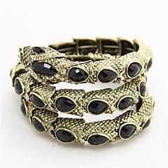 slang-vormige armband