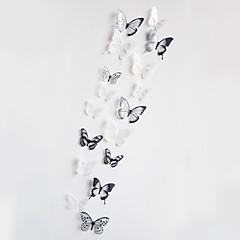 Tiere / 3D Wand-Sticker Flugzeug-Wand Sticker / 3D Wand Sticker Dekorative Wand Sticker,PVC Stoff Abziehbar Haus Dekoration Wandtattoo