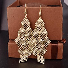 Women's Drop Earrings Statement Jewelry Festival/Holiday European Costume Jewelry Alloy Geometric Jewelry For Party Special Occasion Daily