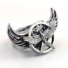 eersteklas lichtmetalen vleugels cosplay ring