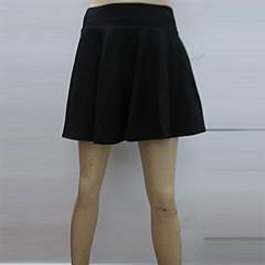 coco zhang női rakott magas derék szoknya
