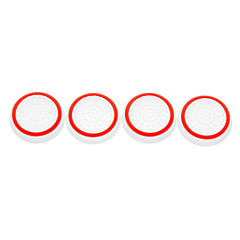 4pcs/lot Silicone Noctilucent Cap Thumb Stick Joystick Grip For PS4 PS3 Xbox 360 Xbox one Controller