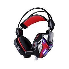 אוזניות אוזניות (רצועת ראש) - מחווט - עם מיקרופון/בקרת עצמה/גיימינג/מבטל רעש/Hi-Fi - מחשב