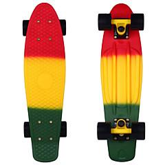 22 polegadas Skates padrão PP (Polipropileno) Abec-11 Arco-Íris