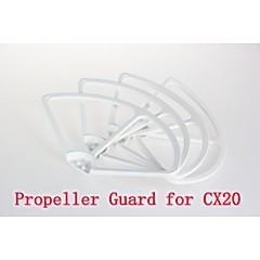 Cheerson CX-20 Cheerson Propeller Guards / Parts Accessories RC Quadcopters / Drones White