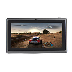 """A23 7"""" Android Tablet (Android 4.2 800*480 Dvojité jádro 512 MB RAM 4 GB ROM)"""