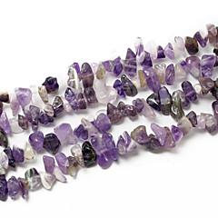 """beadia ametiszt kő gyöngyök 5-8mm szabálytalan alakú DIY kiszóródott készítésére nyaklánc karkötő 34 """"/ str"""