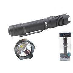 Lampes Torches LED -Camping/Randonnée/Spéléologie/Usage quotidien/Police/Militaire/Chasse/Voyage/Conduite/Sports aquatiques/De