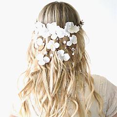 Vrouwen Vlechtwerk Helm-Bruiloft / Speciale gelegenheden / Buiten Guirlandes 1 Stuk