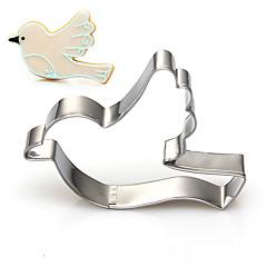 lente thema vliegende vogel vorm koekjessnijders fuirt gesneden mallen roestvrij staal