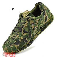 Běžecké boty Unisex Protiskluzový Polstrování Odolný proti opotřebení Outdoor Výkon Cvičení Smíšené barvy KlasickéPerforovaný materiál