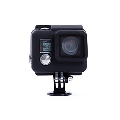 Accessories For GoPro,Smooth Frame Protective CaseFor-Action Camera,Gopro Hero 3+ Gopro Hero 4 Silver Gopro Hero 4 Gopro Hero 4 Black 1pcs
