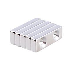 Παιχνίδια μαγνήτες 5 Κομμάτια 30*10*5 MM Παιχνίδια μαγνήτες Τουβλάκια Σούπερ Ισχυρή σπανίων γαιών μαγνήτες Executive Παιχνίδια παζλ κύβος